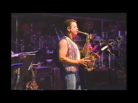 09   Glenn Frey with Joe Walsh  You Belong To The City Chattanooga, Tennessee 1993 Riverbend Festi