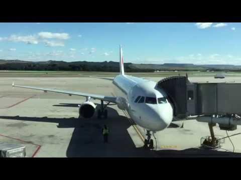 Air France Flight AF1301 Madrid Barajas - Paris Charles de Gaulle Airport