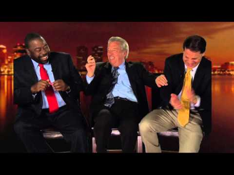 "John C. Maxwell and Les Brown, Video #1 of ""Behind the Stage ... The Good, The Bad & the Ugly"""