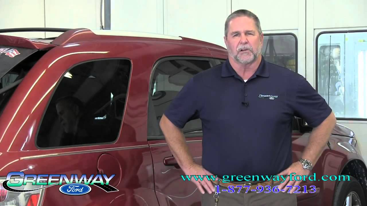 sc 1 st  YouTube & Greenway Ford Collision Department - YouTube markmcfarlin.com