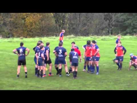 Lincoln Uni 1st Vrs Derby Uni 42 -0   ((28/10/2015