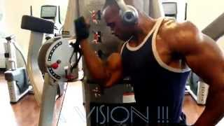 MOTIVATION BODYBUILDING:  FEAR IS NOT REAL