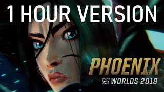 Download 1 HOUR | Phoenix (ft. Cailin Russo and Chrissy Costanza) | Worlds 2019 | LEAGUE OF LEGENDS Mp3 and Videos