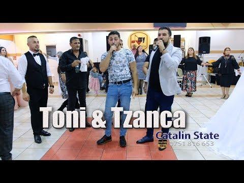 Toni de la Brasov & Tzanca Uraganu - Jocuri Tiganesti LIVE - Show Germania * NOU *