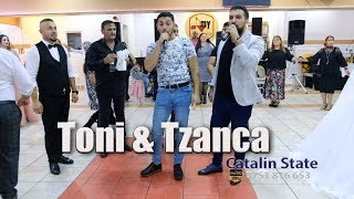 Toni de la Brasov & Tzanca Uraganu - Jocuri Tiganesti LIVE - Show Germania NOU