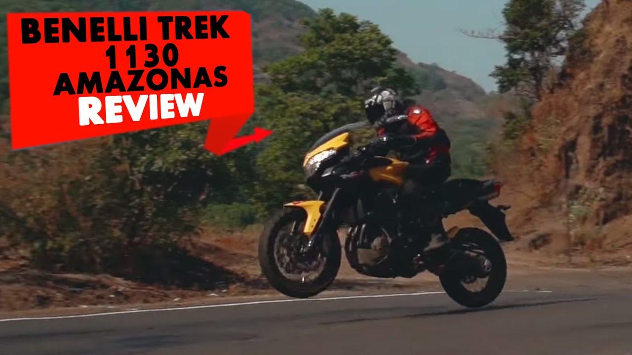 DSK Benelli TreK 1130 Amazonas : Review : PowerDrift
