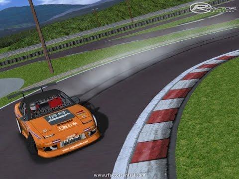 Rfactor - Drifting Online!