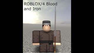 Roblox/3 Blut und Eisen