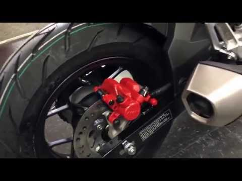 2017 Honda GROM - New motorcycles for sale - Statesville NC