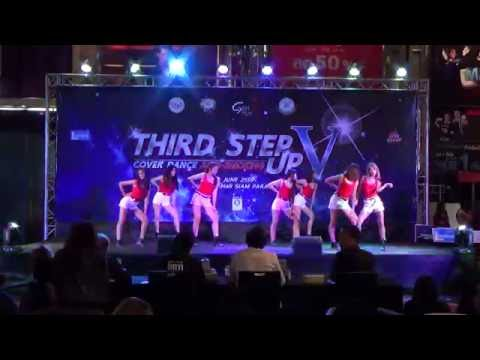 160619 [Wide] PMT cover AOA - Confused + Good Luck @THIRD STEP UP 5th Cover Dance