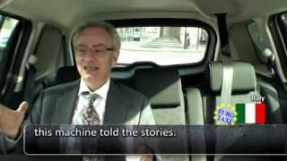'Euro Taxi' – Conversation with Daniele Del Giudice