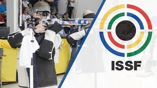 Finals 10m Air Rifle Men - 2016 ISSF Rifle and Pistol World Cup in Bangkok (THA) thumbnail