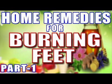 Home Remedies for Burning Feet Part 1 II पैरों की जलन के लिए घरेलु उपचार भाग - 1 II