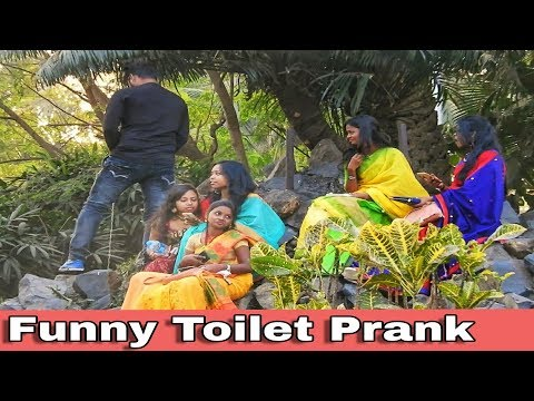 Download Youtube: Funny Toilet Prank On Girls| Funny Pranks In India 2018| Prank Fail| By TCI