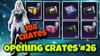 Opening Crates #26 - 188 Crate უიღბლო თუ იღბლიანი?