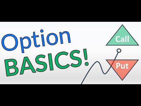 Trading places explaining options