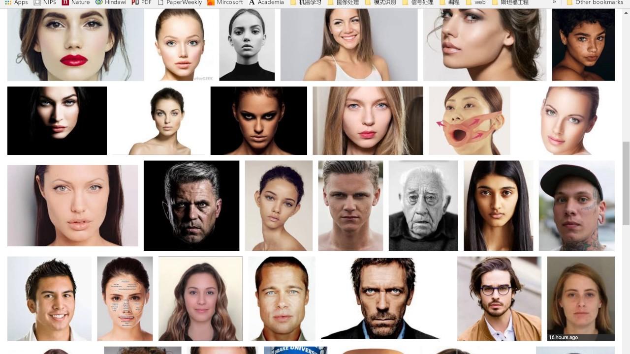 Dlib python version for Windows ——face detection test