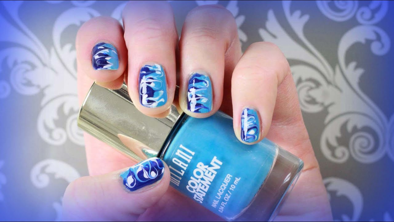 Cute And Easy Nail Art Design For Beginners For Short Nails YouTube