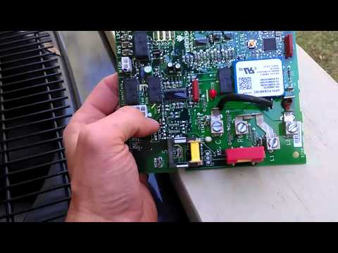 Aszc18036 18 Seer Goodman Or Amana Heat Pump Youtube