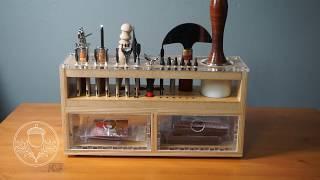 Leatherworking Tool Holder