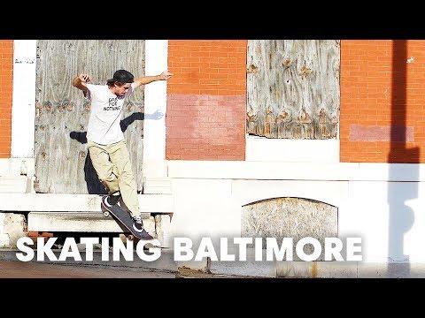 sportourism.id - Baltimore-Tempat-Skating-di-Amerika-yang-diabaikan