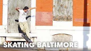 SKATE CITY: America's most overlooked skating spots.