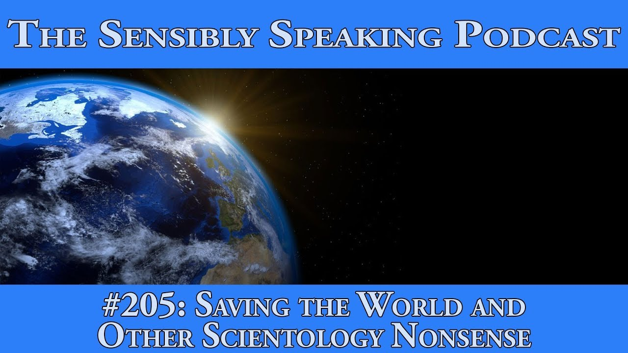 The Sensibly Speaking Podcast - Making sense of   everything!