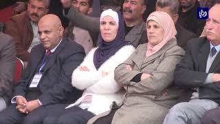 افتتاح غابة المهندسين الزراعيين في منطقة سمر في اربد - (12-1-2018)