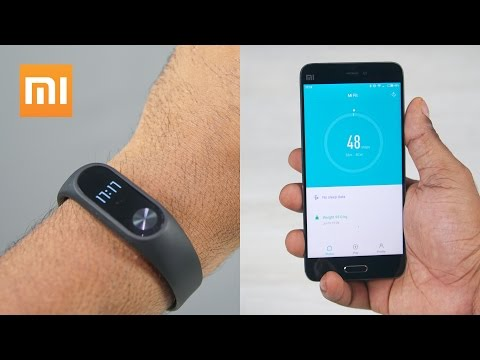 Mi Band 2 Hands On & Features Explained!