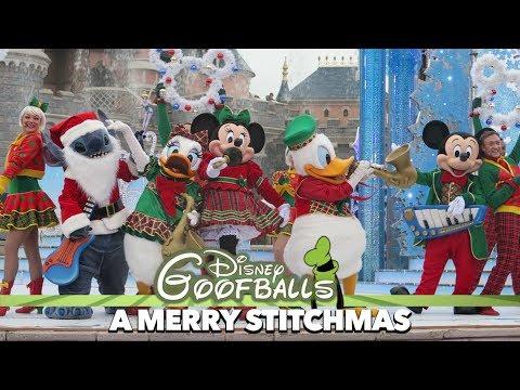 A Merry Stitchmas!  - Christmas Disneyland Paris 2017
