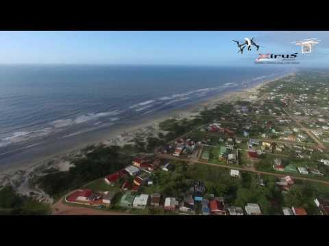 Barra del Chuy - Rocha (Costa) Full HD 60FPS