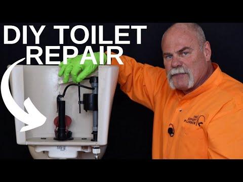 How to Fix A Running Toilet GUARANTEED | DIY Plumbing Repair