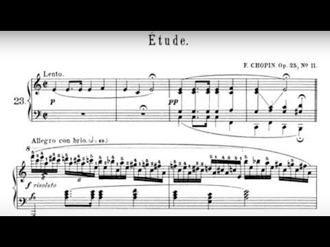 """Eri Mantani - Chopin Etude  """"Winter wind"""" Op.25 No.11 a-moll ショパン 練習曲 作品25-11 """"木枯らし"""" - 萬谷衣里"""