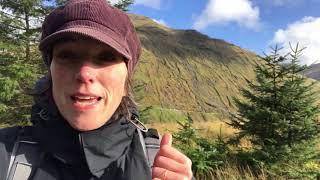Landslides Training in the Highlands of Scotland