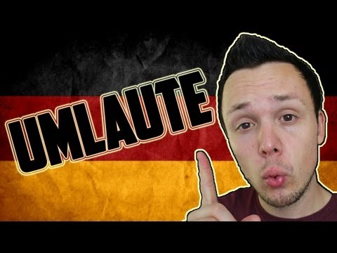 Learn About German Umlaute | Pronunciation