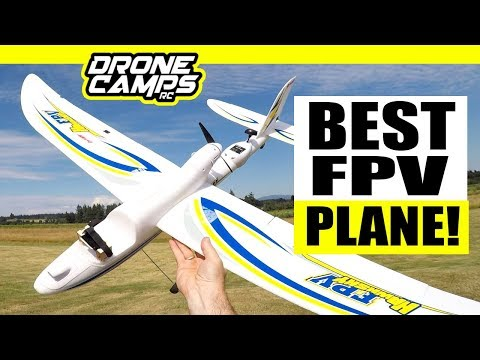 BEST FPV PLANE? - DYNAM Hawksky FPV Plane - Honest Review & Flights