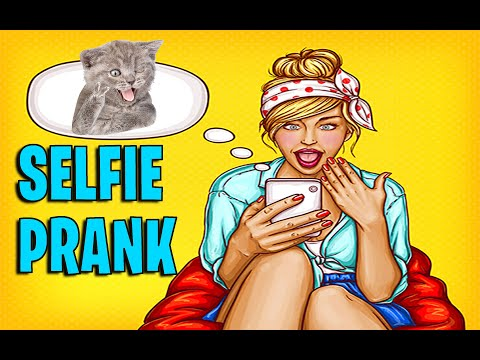 #SELFIE PRANK!! - HOW TO PRANKS