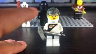 LEGO Fortnite skins I made