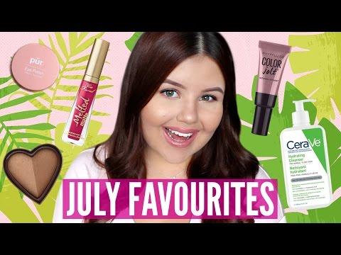 JULY FAVOURITES 2016 | SariReanna