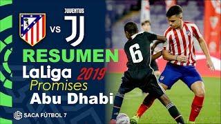 Atlético Madrid vs Juventus LaLiga Promises Abu Dhabi 2019