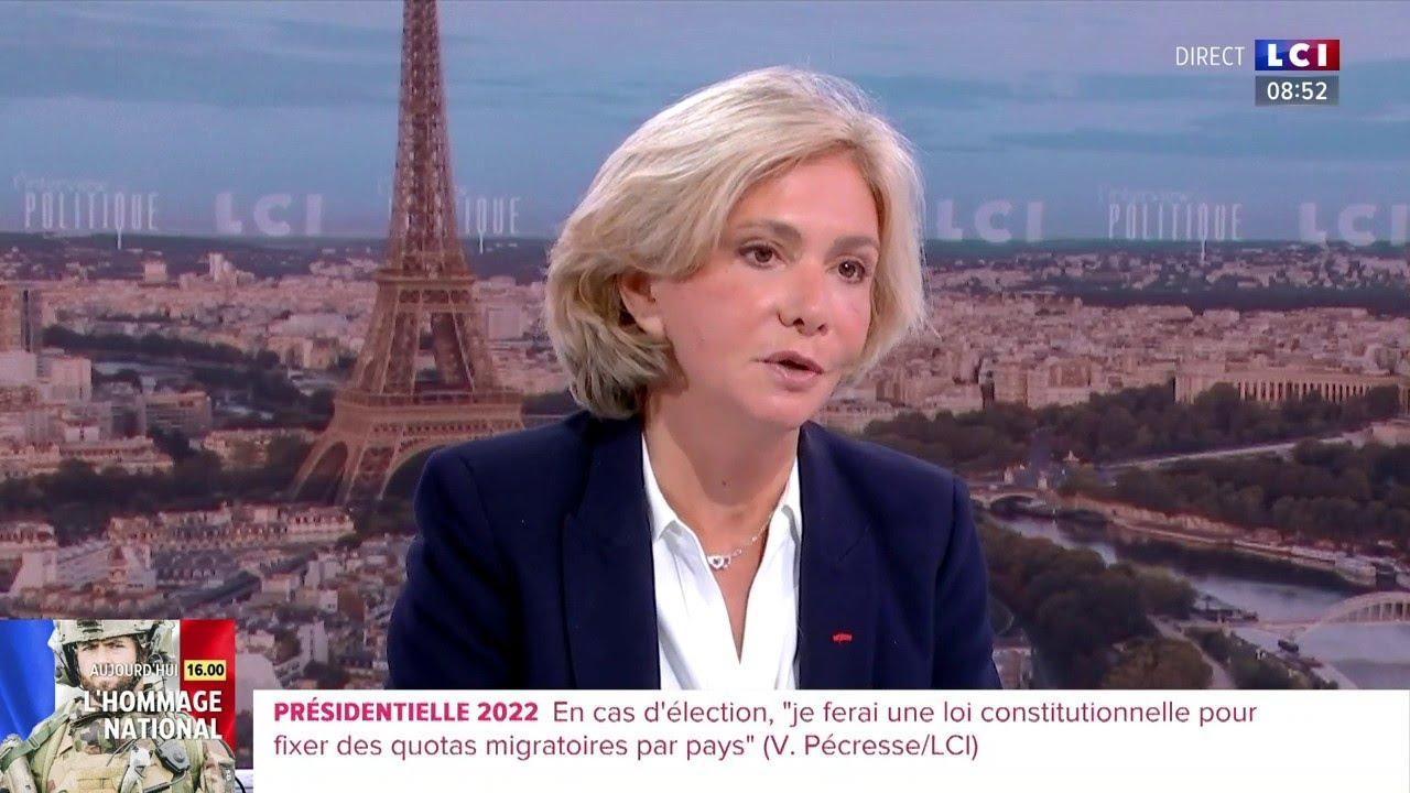«Je ferai une loi constitutionnelle pour fixer des quotas migratoires par pays»