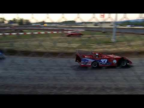 A Main Feature Event 6/23/18 Super Sports division at Willamette Speedway. Laps 1-18