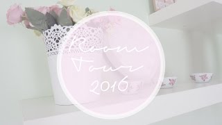 ♡Room Tour 2016| Floral Sophia♡