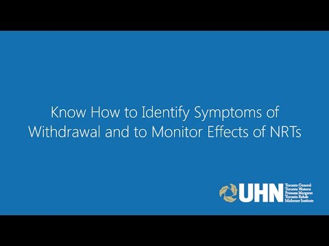 Know How to Identify Symptoms of Withdrawal