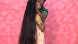 Moon Long Hair Play by Man Full Video