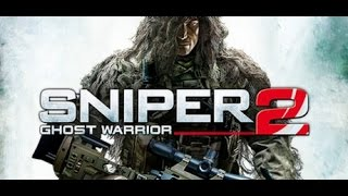 G.I.S GAMES | DEMO: SNIPER | GHOST WARRIOR 2 (XBOX 360)