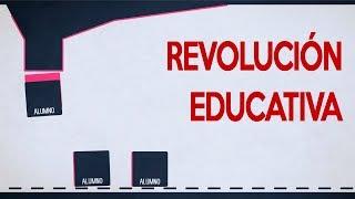Revolución educativa: Por la libertad de enseñar y aprender