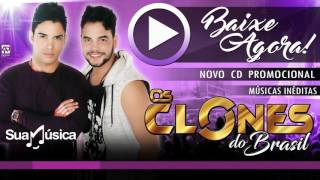 Os Clones do Brasil - Perdeu Pai