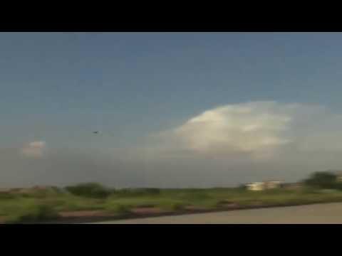 Freewing F-16 90mm EDF Jet Maiden Flight in China