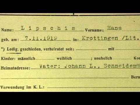 Suspected former Auschwitz guard detained
